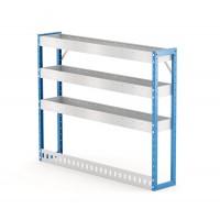 Van Shelving Unit 1000h x 1250w x 235d 3 Shelf