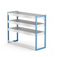 Van Shelving Unit 1000h x 1250w x 435d 3 Shelf