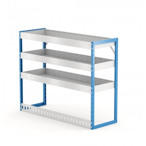 Van Shelving Unit 1000h x 1250w x 435d 3 Shelf