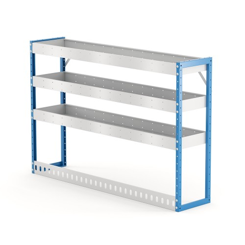 Van Shelving Unit 1000h x 1500w x 335d 3 Shelf