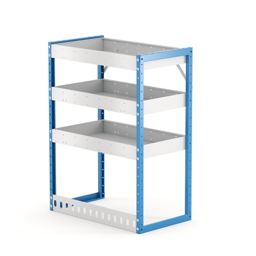 Van Shelving Unit 1000h x 750w x 435d 3 Shelf