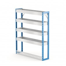 Van Shelving Unit 1200h x 1000w x 235d 4 Shelf