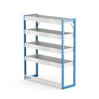 Van Shelving Unit 1200h x 1000w x 335d 4 Shelf