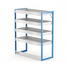 Van Shelving Unit 1200h x 1000w x 435d 4 Shelf