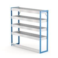 Van Shelving Unit 1200h x 1250w x 335d 4 Shelf