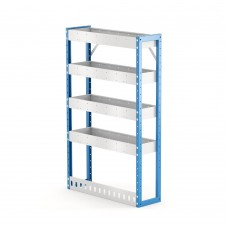 Van Shelving Unit 1200h x 750w x 235d 4 Shelf