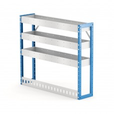Van Shelving Unit 850h x 1000w x 235d 3 Shelf