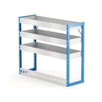 Van Shelving Unit 850h x 1000w x 335d 3 Shelf