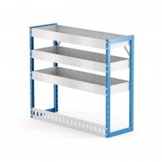 Van Shelving Unit 850h x 1000w x 335d 3 Shelf