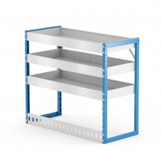 Van Shelving Unit 850h x 1000w x 435d 3 Shelf