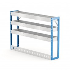 Van Shelving Unit 850h x 1250w x 235d 3 Shelf