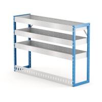 Van Shelving Unit 850h x 1250w x 335d 3 Shelf