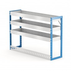 Van Shelving Unit 850h x 1250w x 335d 3 Shelf