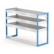 Van Shelving Unit 850h x 1250w x 435d 3 Shelf