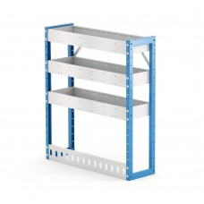 Van Shelving Unit 850h x 750w x 235d 3 Shelf