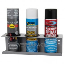 Aerosol can holder to suit 335mm deep units.