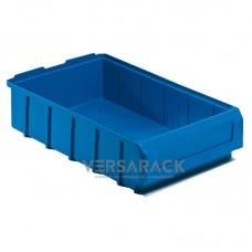 435mm Plastic shelf bins to fit Versarack van shelving units