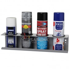 Aerosol can holder to suit 435mm deep units.