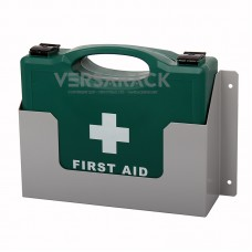 First aid kit and holder