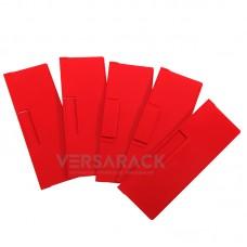 435mm Plastic bin dividers to fit blue plastic shelf bins (5 pack)