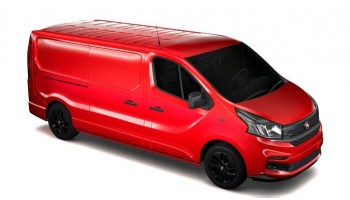 Fiat Talento Van Racking and Shelving