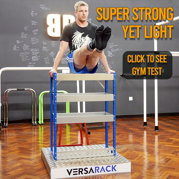 Van Racking Strength Test